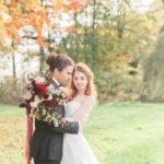 стили свадебной фотографии