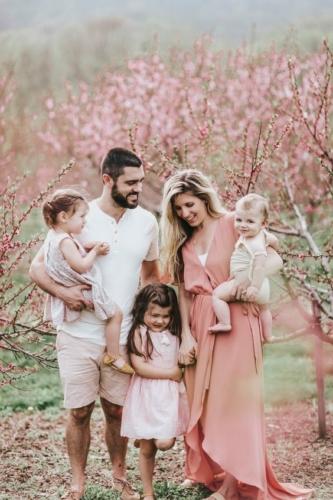 photoshoot summer family 1