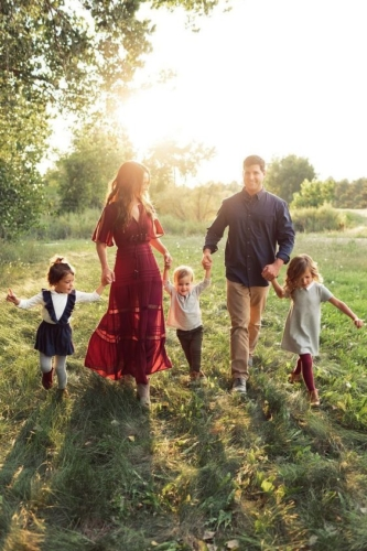 photoshoot summer family 4